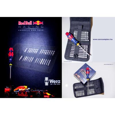 Csavarhúzó klt. 60 Stainless Red Bull Racing