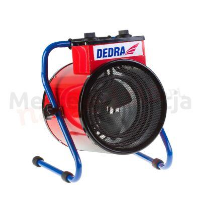 DEDRA  Hengeralakú elektromos hőlégfúvó 1100V / 2200W DED9930