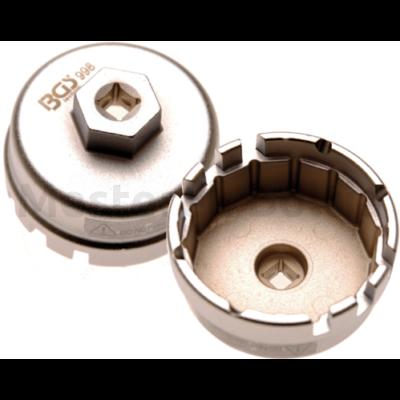 BGS Olajszűrő kupak Toyota 14/65mm