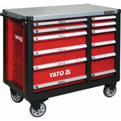 Yato szerszámkocsi 12 fiók YT-09003