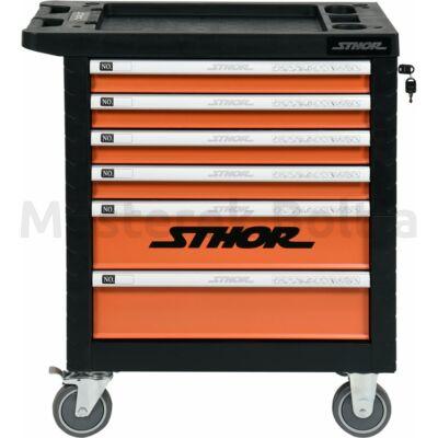 Sthor Szerszámkocsi Szerszámokkal 302 részes St-58550