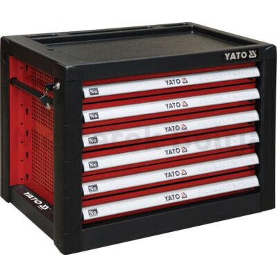 Yato Szerszámos szekrény 6 fiók YT-09155