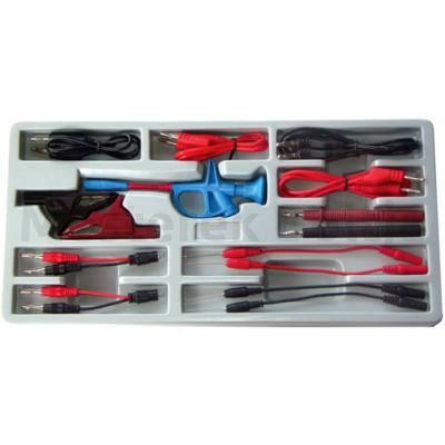 BGS Vezeték készlet mérőműszerekhez, 15-részes