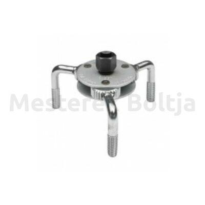 HANS önzáró olajszűrő kulcs 60-120mm 3 körmös OFW3-2