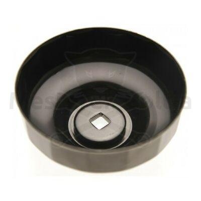 Olajszűrő leszedő kupak 074/76 mm x 15 lap BGS 1039-ből