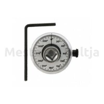 Nyomaték-szögmérő tárcsa 1/2˝ 360°