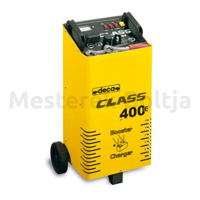 Class Booster 400E professzionális indító (töltő)40A töltő - 400A indítóáram