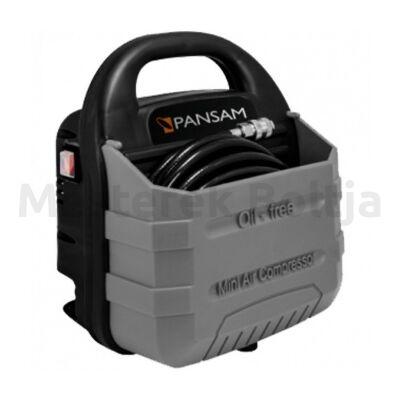 Mini kompresszor Olajmentes 1,1 kW, 8 bar