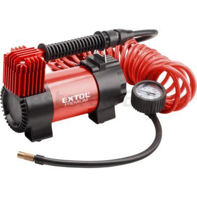 Olajmentes légkompresszor, 12V, 10,3 Bar, 35 l/perc