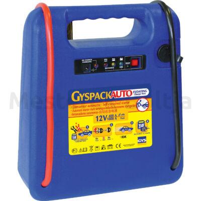 GYSPACK AUTO akkumulátoros indító  Csúcs indítóáram: 1250 A