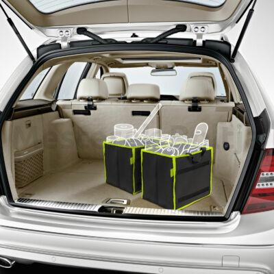 Autós rendszerező csomagtartóba