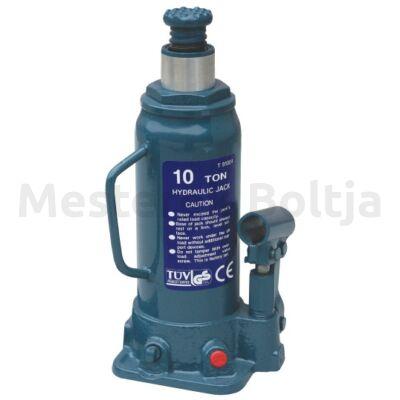 Hidraulikus palack emelő, 10 t