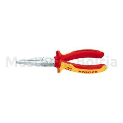 Knipex Hosszúcsőrű fogó VDE 160mm
