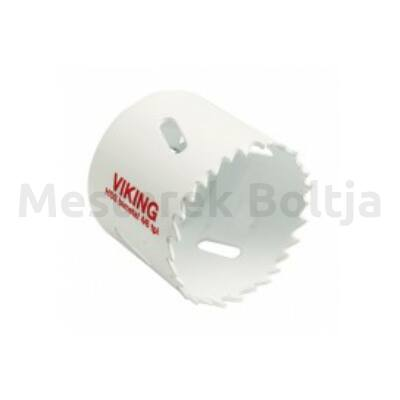 VIKING körkivágó Bi-Metal HSS-E Co8 4/6tpi d60