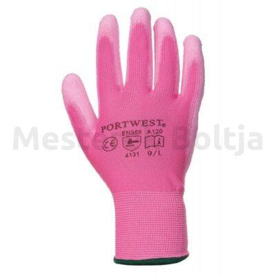 Portwest precíziós nő szerelőkesztyű rózsaszín