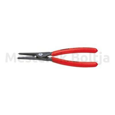Knipex Zégergyűrű fogó külső gyűrűhöz 140mm átm: 3-10mm