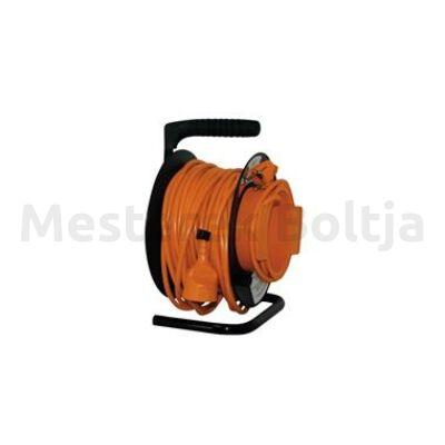 Szerszám kábeldob 25m Kábel 3G1,5mm