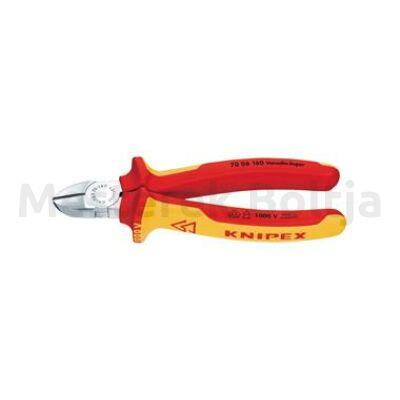 Knipex Oldalcsípő fogó VDE 160mm